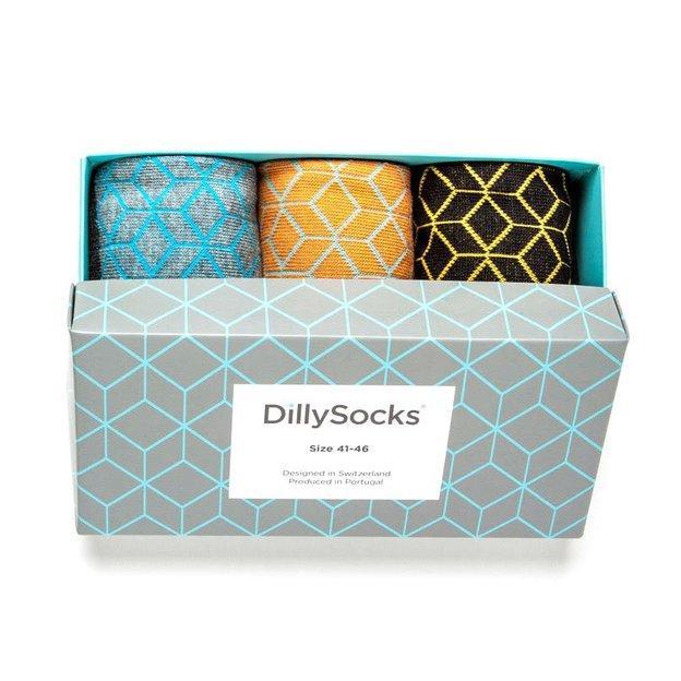 DillySocks Geschenkset Lining 36-40