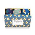 DillySocks Geschenkset Avocado 41-46