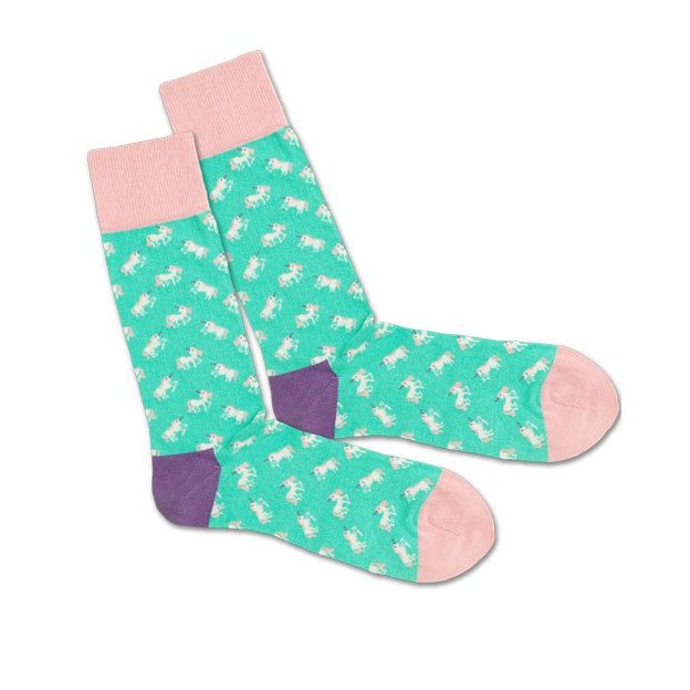 DillySocks Unicorn Dance 36-40