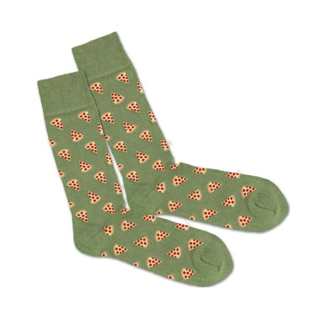 DillySocks Pizza Slice 41-46