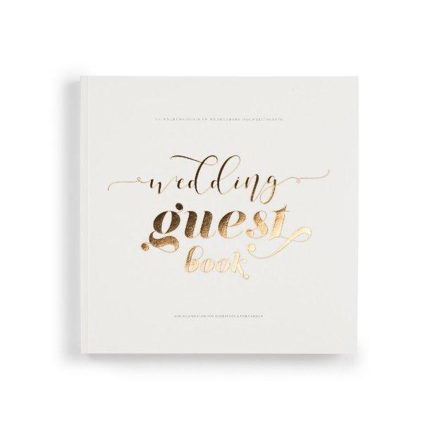 Wedding Guestbook Erinnerungsbuch für Hochzeitsgäste