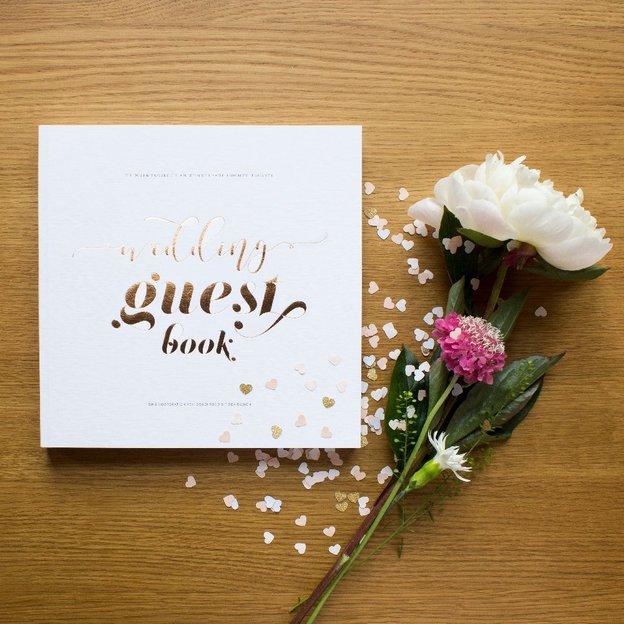 Gästebuch Hochzeit Wedding Guestbook