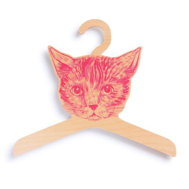 Cintre Chat pour enfant