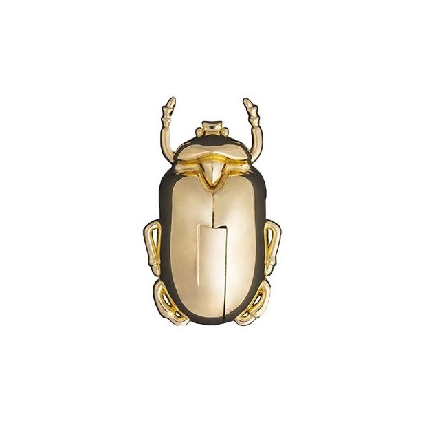 Insectum Korkenzieher Gold Doiy Design