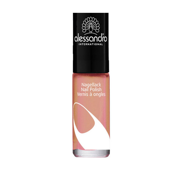 Alessandro Perfect Pair - 2in1 Liquid Lipstick & Nail Polish Mousse au Chocolate