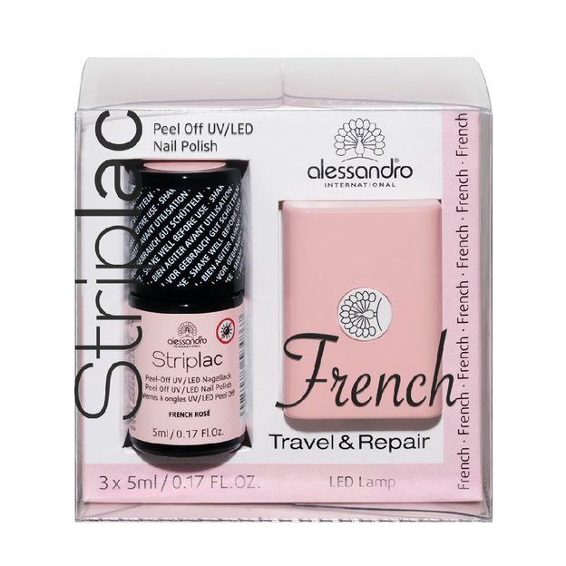 Alessandro Striplac Set mini French Edition