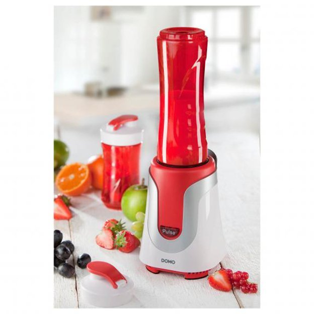 My Blender Original - Mixeur avec gourdes, rouge