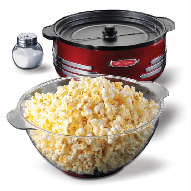 Salco Popcornmaker mit Schüssel