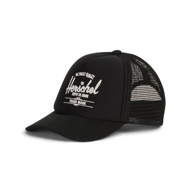 Herschel Babycap Sprout Whaler Mesh Black