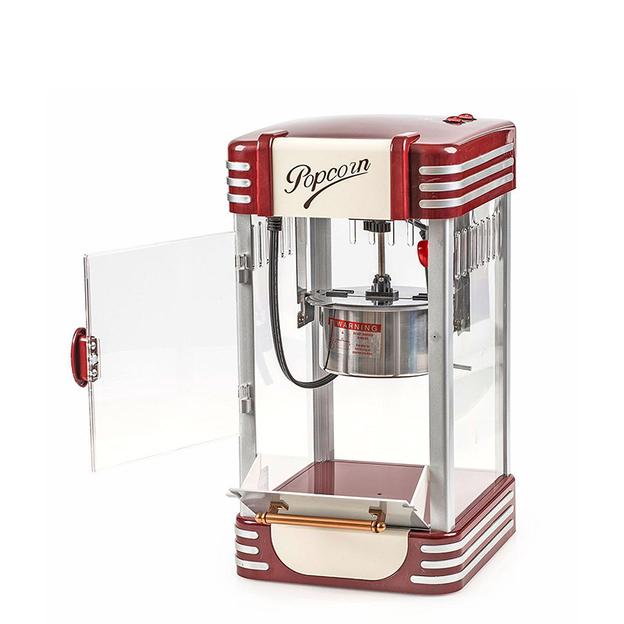 Popcornmaschine Happy mit Kessel