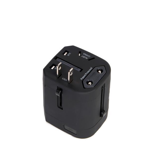 Herschel Reiseadapter USB-Anschlüsse
