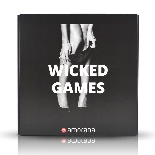 Coffret «Wicked Games» – Plaisir anal d'Amorana