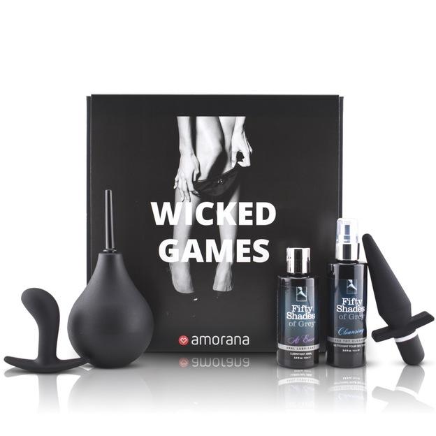 """Amorana Geschenkbox """"wicked games"""""""