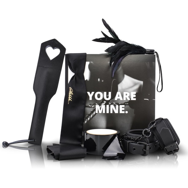Coffret bondage «You Are Mine» d'Amorana