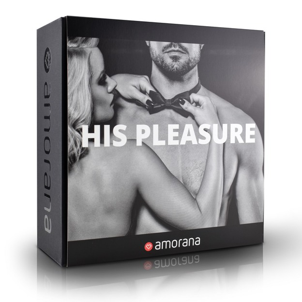 "Amorana Geschenkbox ""his pleasure"""