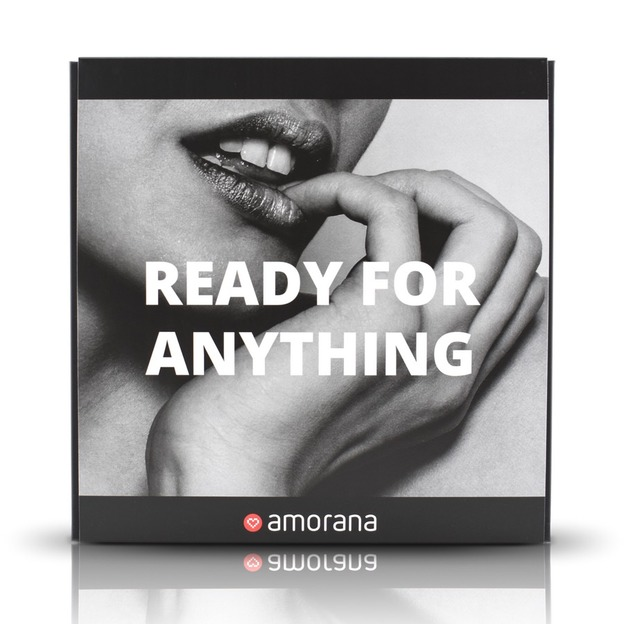 "Amorana Geschenkbox ""ready for anything"""
