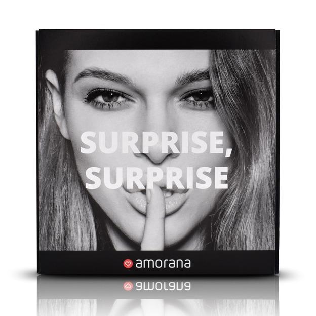 "Amorana Geschenkbox ""...surprise, surprise..."""