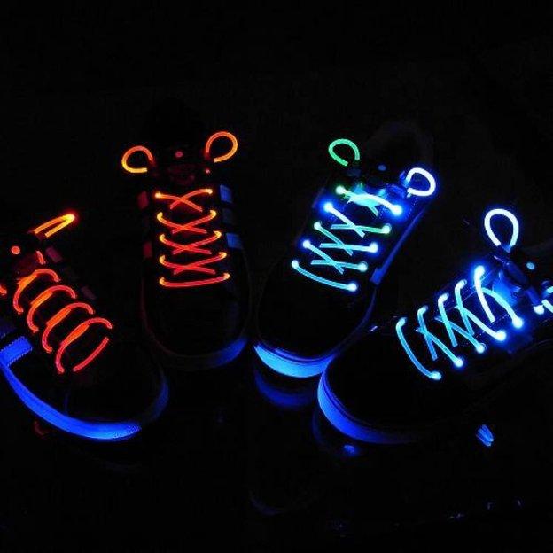 LED Schnürsenkel