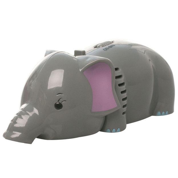 Tischstaubsauger Elefant