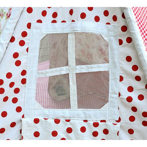 Tente en tissu pour les enfants 1,35 m
