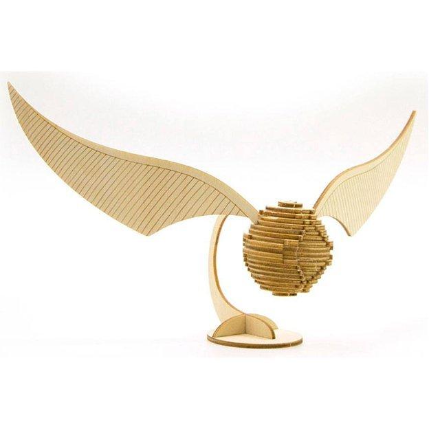 3D Modellbausatz Harry Potter Goldener Schnatz