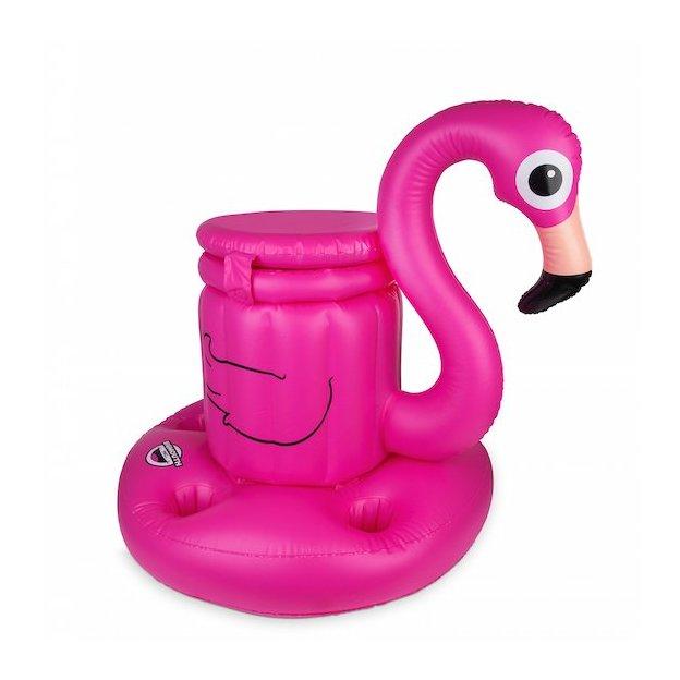 Aufblasbarer Getränkekühler Flamingo