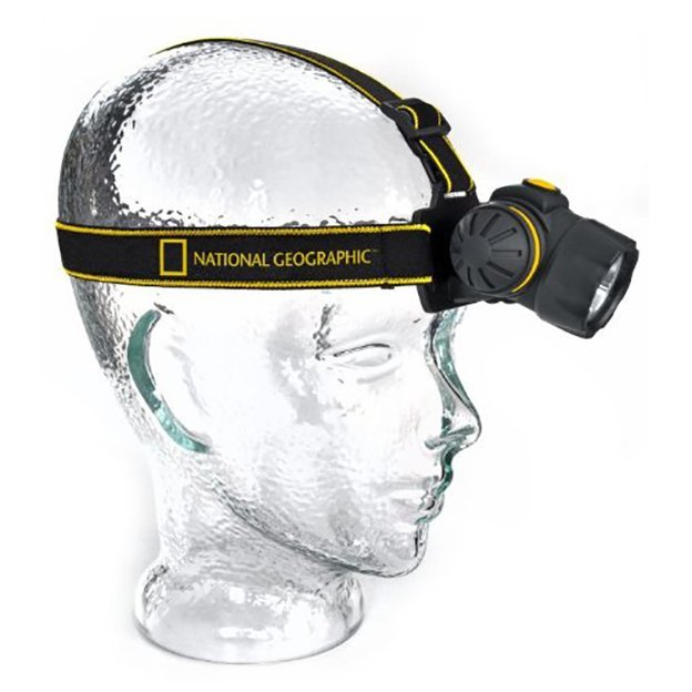 Lampe frontale LED National Geographic