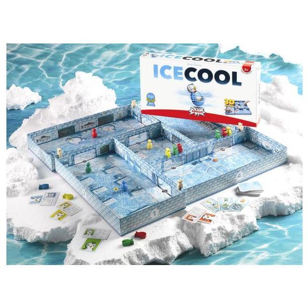 Icecool - Kinderspiel des Jahres 2017