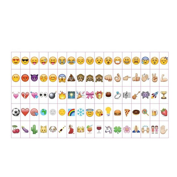 Cinema Light Message Box inkl. Emoji-Set