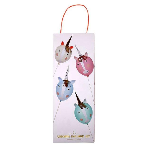 Ballons Licorne, set