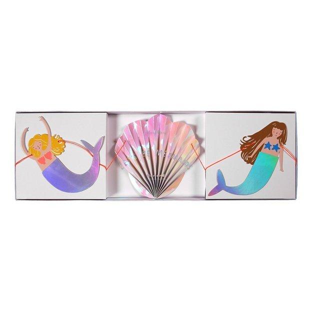 Girlande Meerjungfrauen Party