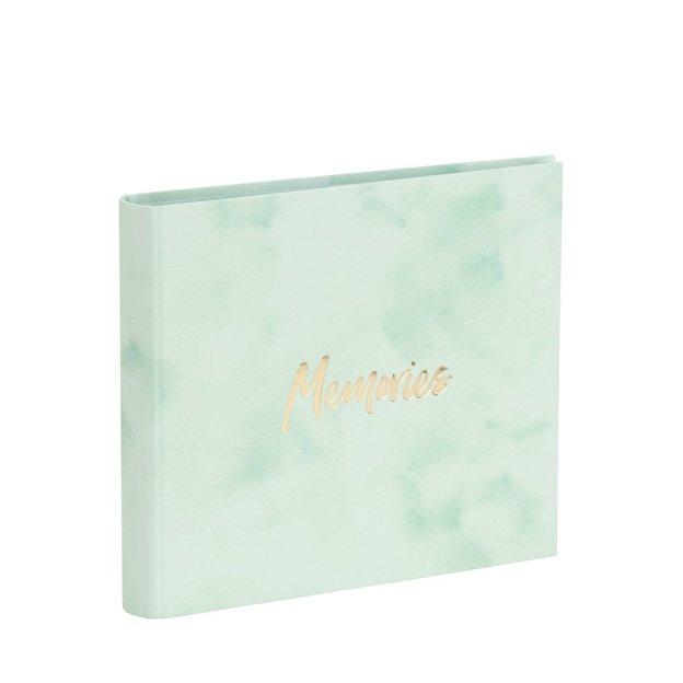 Fotoalbum Ringbuch Memories mintgrün