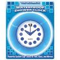 Horloge de douche waterproof