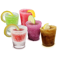 Verres à shot en glace - Moule pour 8 verres