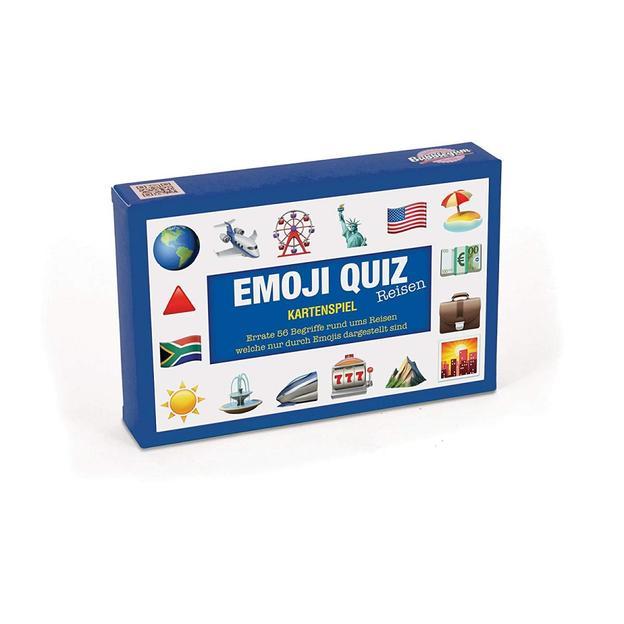 Emoji Quiz - Reisen