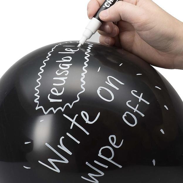 Ballons de fête Tableau noir - 20 pièces