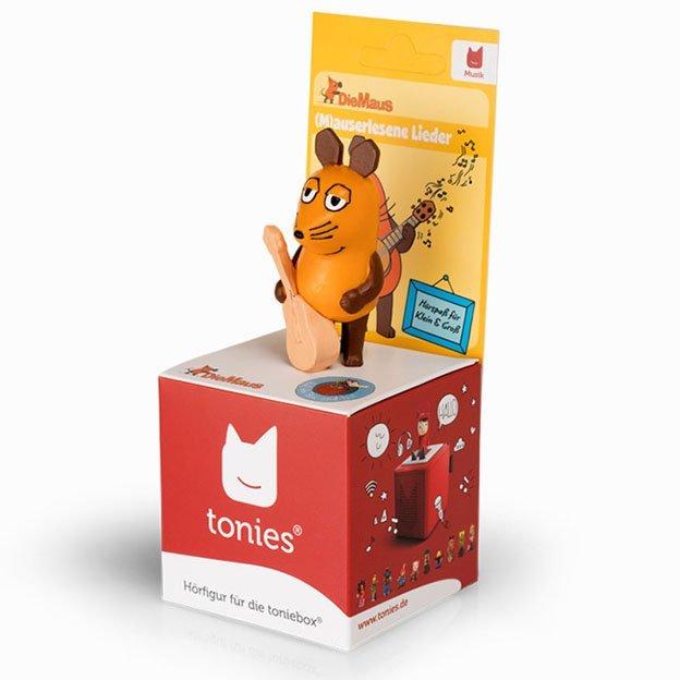 Tonie - (M)auserlesene Lieder (Die Maus)