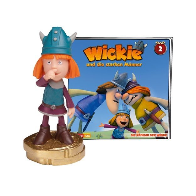 Tonie - Die Königin der Winde (Wickie)
