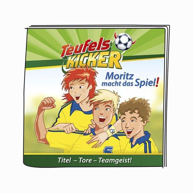 Tonie - Moritz macht das Spiel (Teufelskicker)