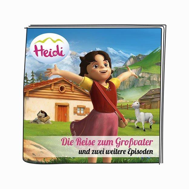 Tonie - Die Reise zum Grossvater (Heidi)