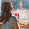 Fensterbild-Schablonen A3 Traumfänger