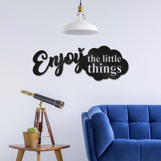 Déco murale Enjoy the little things
