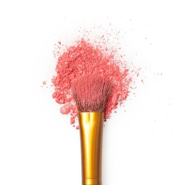 Make Up Pinsel Reiniger schwarz