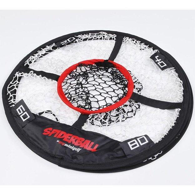 Spiderball Set - Minigolfplatz für zuhause