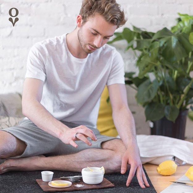 Oleum Vera DIY Bio-Pflegeset für Männer