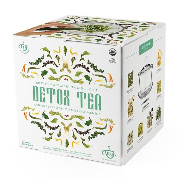 Tea it Yourself - DIY Detox Tee Blending-Kit