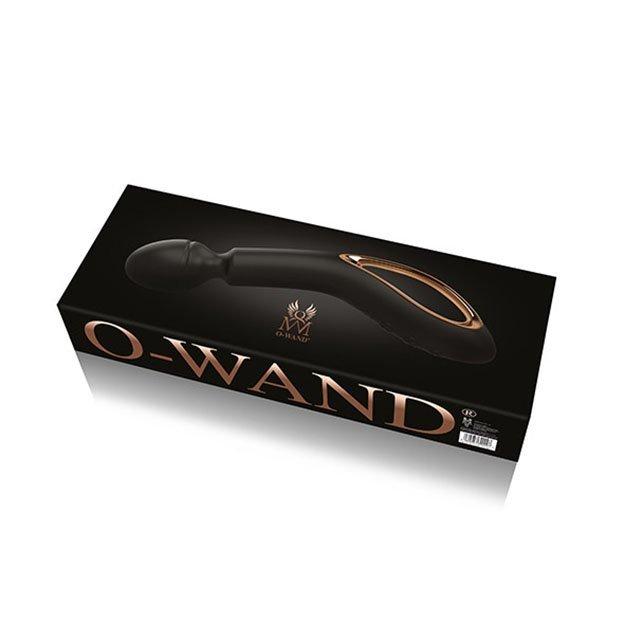 O-Wand - Wand Massager Schwarz