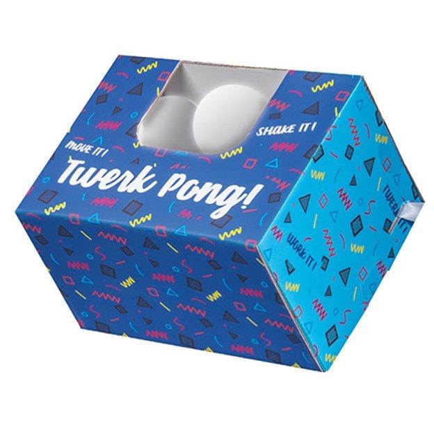 Twerk Pong Partyspiel