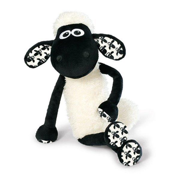 NICI Peluche Shaun le mouton 25 cm