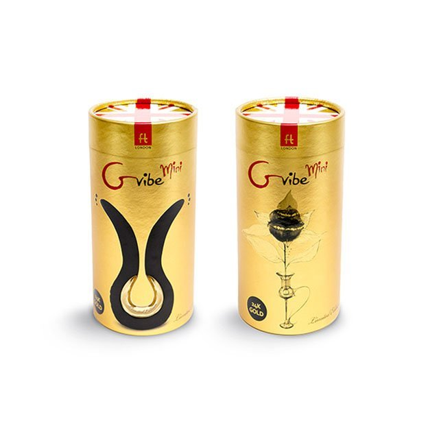 Fun Toys - GVibe Mini Gold